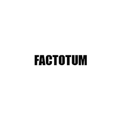 FACTOTUM(ファクトタム)