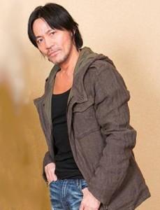 氷室京介(BOOWY)のファッション画像