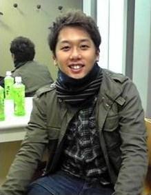 井本貴史のファッション画像