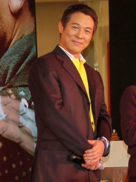 ジェット・リーのファッション画像