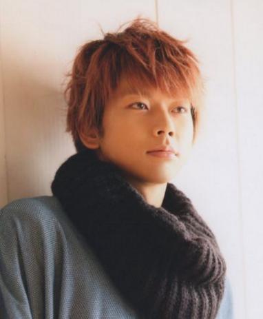 増田貴久のファッション画像