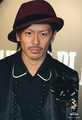 森田剛(V6)のファッション画像